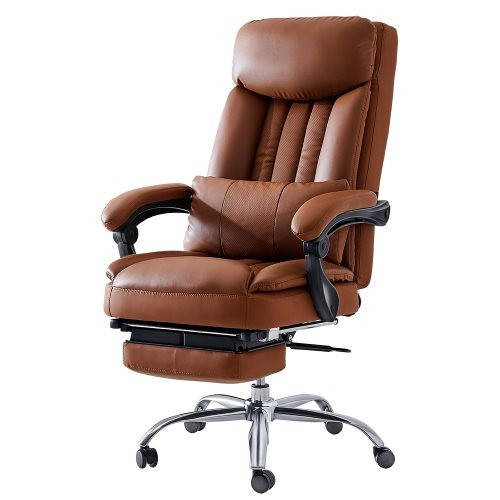 Exectuive Chair High Back Adjustable Managerial Home Desk Chair