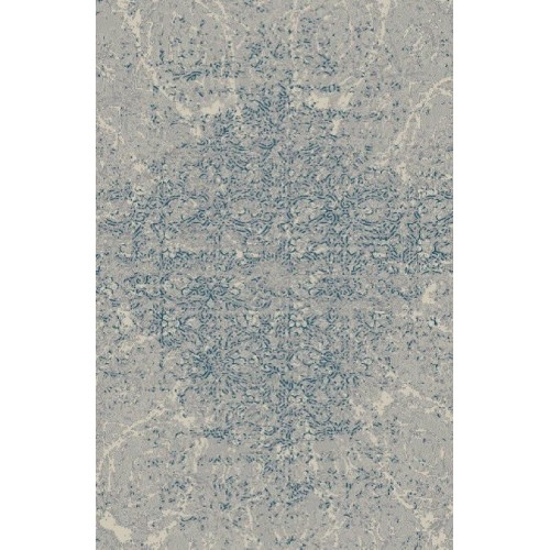 Abstract Moroccan Area Rug With Splash Of Gray